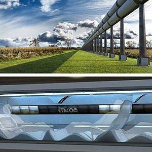 Treno ultraveloce da 1.000 km orari, selezionato un progetto italiano