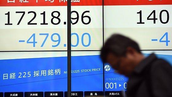Le Borse Ue rimbalzano in scia alla Cina. Petrolio volatile, di nuovo giù verso 30$