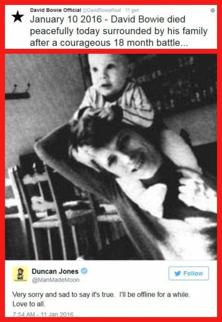 I 24 minuti in cui Twitter non ha creduto alla morte di David Bowie