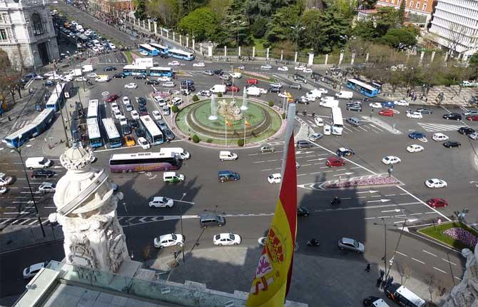 Spagna, che esempio per la sicurezza stradale