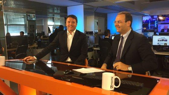 """Renzi sulle riforme costituzionali: """"Se perdo il referendum, lascio la politica"""""""