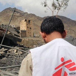 Yemen, lottando per l'ossigeno tra i feriti nell'enclave di Taiz