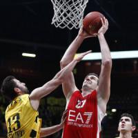 Basket, Eurocup: Milano fa festa con Dan Peterson, Aris ko