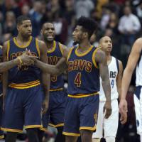 Basket, Nba: Cleveland sempre più leader ad Est, bene Spurs e Thunder