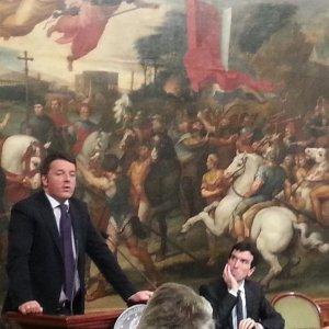 """Renzi: """"Le Politiche Agricole cambiano nome. Si chiameranno ministero dell'Agroalimentare"""""""