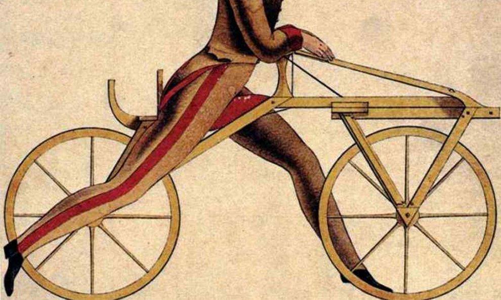 Dalla draisina all'e-bike, la storia della bicicletta per immagini