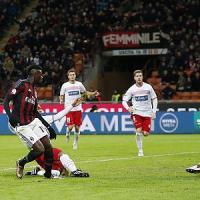 Coppa Italia, Milan-Carpi 2-1: i rossoneri volano in semifinale