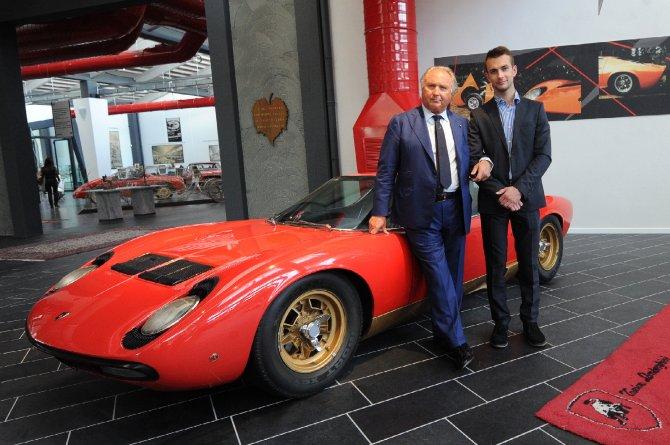 """""""Ferruccio Lamborghini Anniversary"""", 100 anni del mito"""