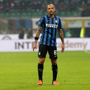 Inter, Felipe Melo all'attacco: ''Diamo fastidio perché siamo in alto''