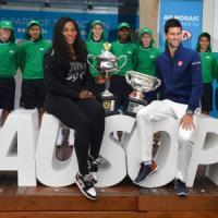 Tennis, Australian Open: sorteggio da incubo per la Giorgi, c'è Serena  Williams. Lorenzi pesca Dimitrov