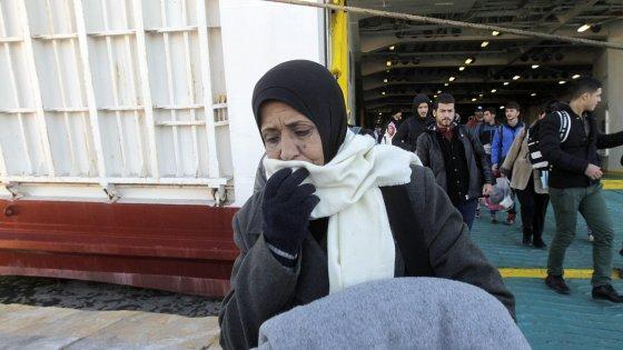 Migranti, naufragio nell'Egeo: 4 morti, tre sono bambini