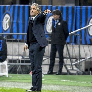 """Inter, Mancini: """"In testa a lungo non per caso, ora ripartiamo"""""""