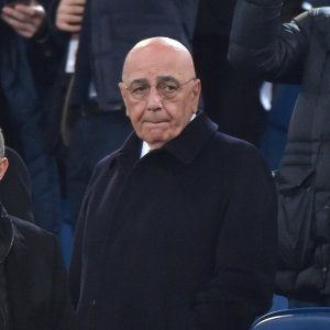 Milan, Galliani non fa promesse: ''Al momento tutto bloccato''