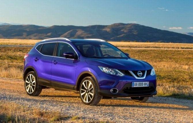 Nissan Qashqai eletto Best Small SUV