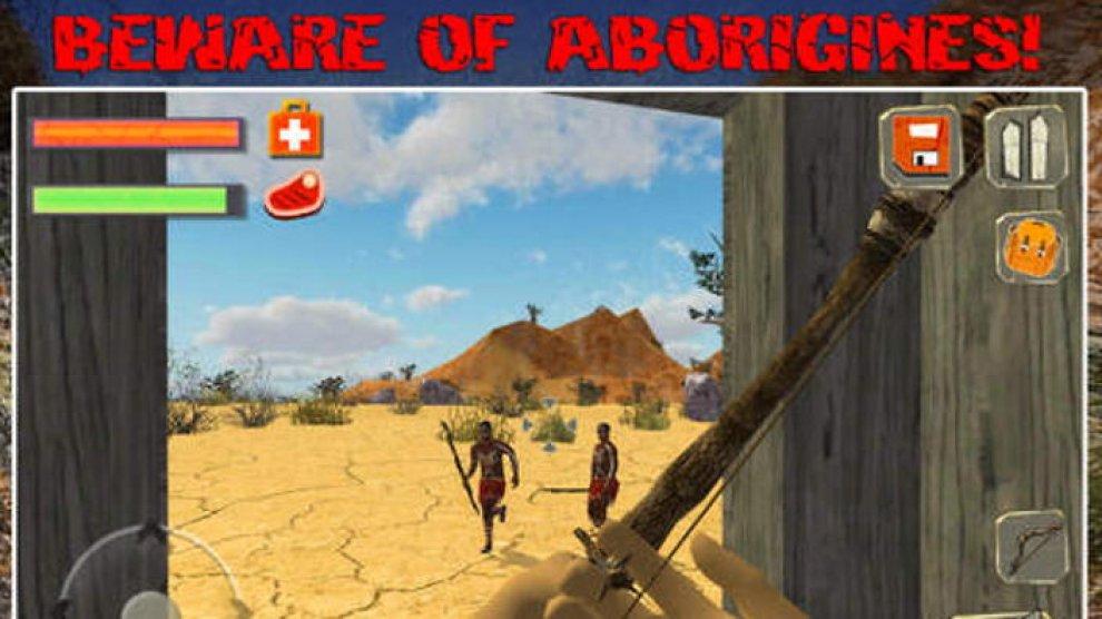 Caccia agli aborigeni australiani: ritirato gioco dagli app store