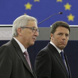 """Ue, Renzi: """"Polemiche assurde, Italia non si fa telecomandare"""""""