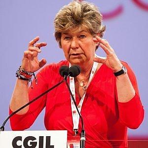 """Allarme Cgil: """"Italia a rischio stagnazione, solo i consumi sostengono il Pil"""""""
