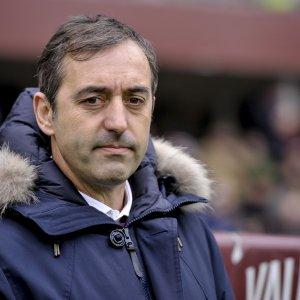 """Empoli, Giampaolo: """"Non guardiamo la classifica, pensiamo solo a giocare bene"""""""