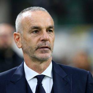 """Lazio, Pioli: """"Bene a Firenze ma non abbiamo fatto niente"""""""