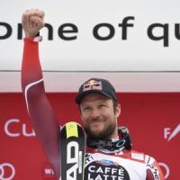 Sci: Svindal vince la libera a Wengen, Paris sfiora il podio