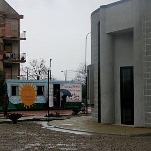 Reggio Calabria, nel quartiere dei boss il centro nel segno di Impastato
