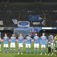 Napoli-Sassuolo, il film della partita