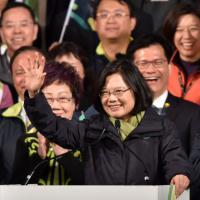 Taiwan, eletta la prima donna presidente: è l'indipendentista Tsai