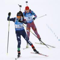 Biathlon: ancora un podio per le azzurre, terze in rimonta a Ruhpolding