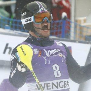 Sci, Cdm: Razzoli e Gross, sul podio dello slalom tanta Italia. Gigante, la Brignone è terza
