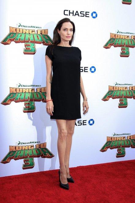 Angelina Jolie sempre più magra: la preoccupazione della stampa internazionale