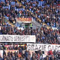 Roma-Verona, il film della partita