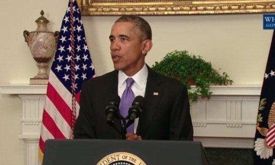 """Iran, Obama: """"Se Iran non rispetta l'accordo interverremo"""". Rohani: """"Mai più sanzioni Usa"""""""