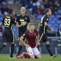 Roma-Verona 1-1, Spalletti non rianima i giallorossi