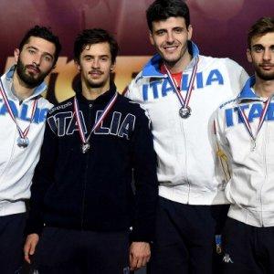 Scherma, fioretto: azzurri alle Olimpiadi, le donne vincono a Danzica