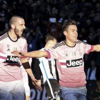 Una Juventus che fa paura