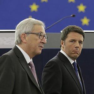 Il premier euro-tattico