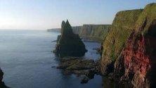 Selvaggia Scozia  in volo con il drone