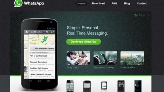 WhatsApp torna gratis, gli 89 centesimi all'anno non si pagheranno più