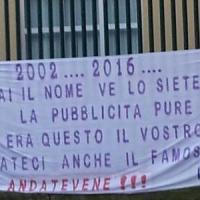 Fiorentina, i tifosi attaccano i Della Valle: