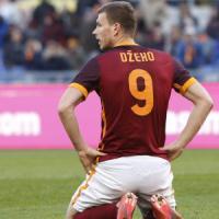 Roma, il gol è un miraggio: e Dzeko ormai è un caso