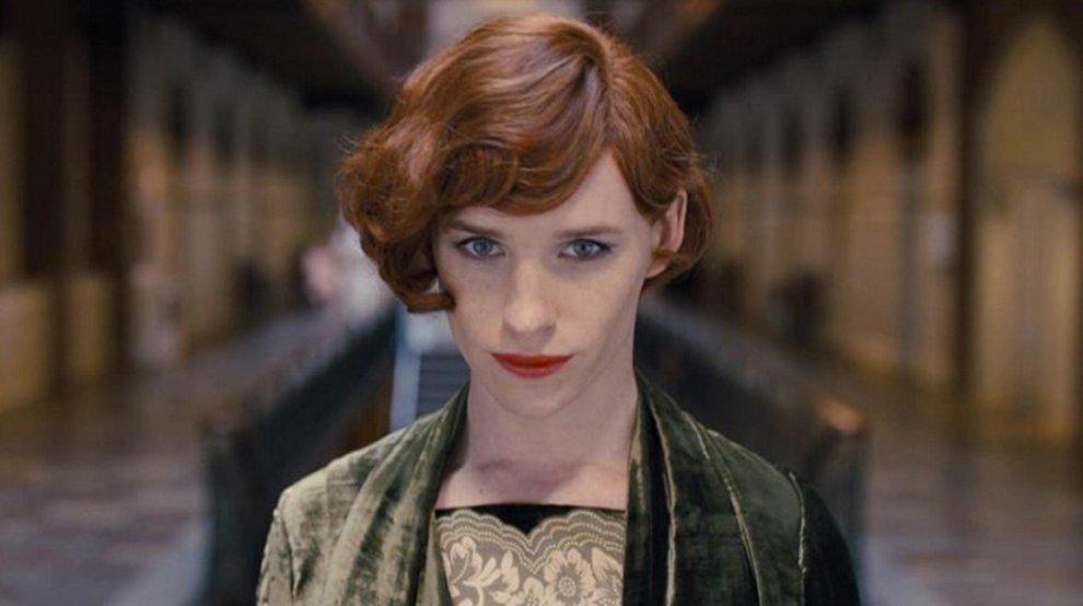 "Qatar censura Eddie Redmayne, transgender in ""The Danish Girl"""