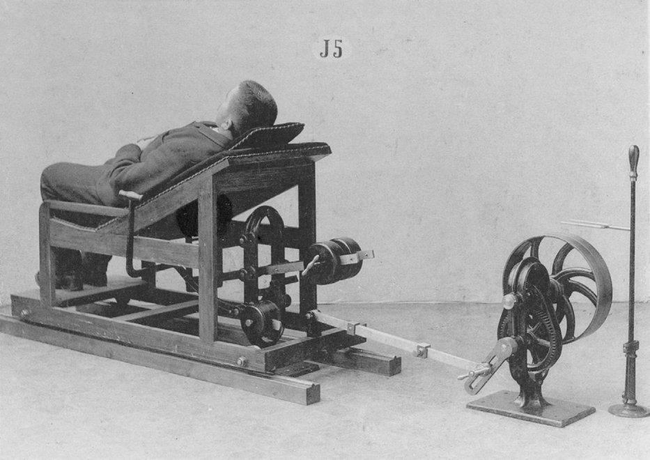 La cura del corpo è vintage: com'eravamo in palestra nel 1892