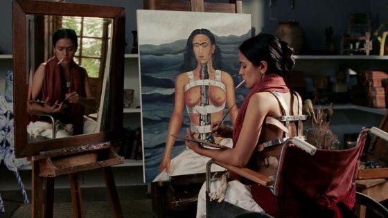 Da Caravaggio a Frida, quando il cinema racconta l'arte