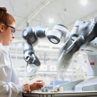 Robot, le cifre settore per settore