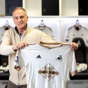 """Inghilterra, ufficiale: Guidolin nuovo tecnico dello Swansea. """"L'occasione che aspettavo da tempo"""""""
