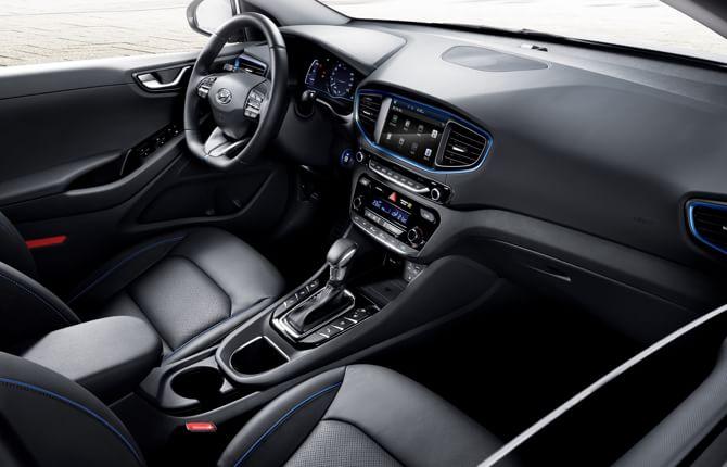 Hyundai Ioniq, dall'ibrida la rotta futura