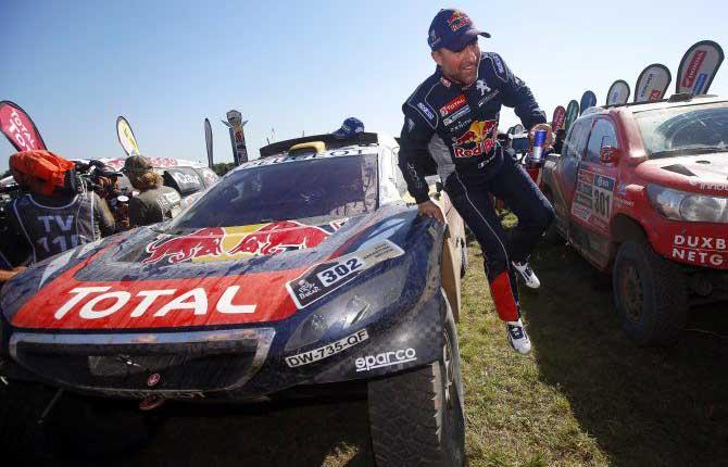 """Peugeot in festa per il """"dominio"""" alla Dakar 2016"""