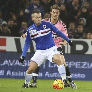 """Sampdoria, Cassano: """"Sono uno sfaticato, ma felice. E sogno l'Europeo"""""""