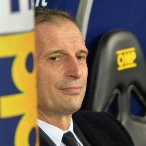 Juventus, Allegri vola basso: ''Ci siamo solo rimessi in carreggiata''
