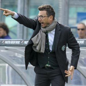"""Sassuolo, Di Francesco: """"Noi oltre ogni aspettativa"""""""